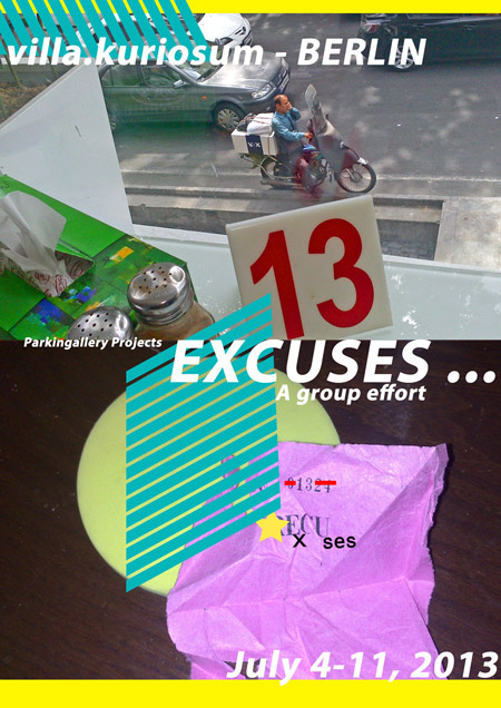 EXCUSES web